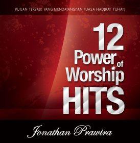 12 Power of Worship HITS (2012) Album Cover