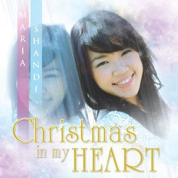 Christmas In My Heart (2009) Album Cover